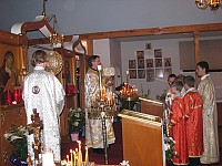 Procession of the Eucharistic Gifts